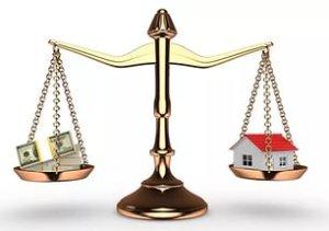 Сумма среднестатистической ипотеки в России составляет порядка 1,5 млн. рублей, в зависимости от нее рассчитывается сумма займа