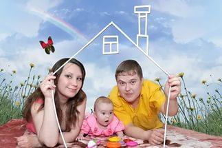 Программой молодая семья смогут воспользоваться молодожены, нуждающиеся в улучшении жилищных условий