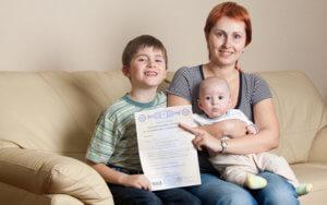 До достижения ребенком 14-летнего возраста его имуществом распоряжаются родители