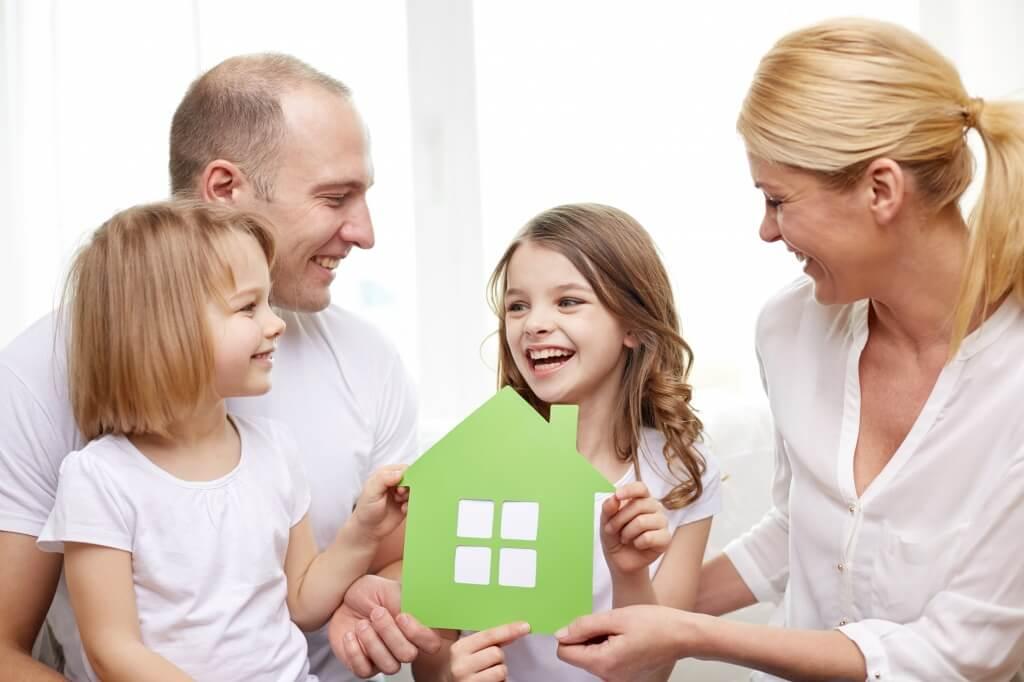Как подарить квартиру в которой прописан ребенок