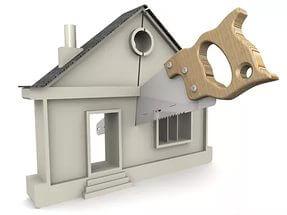 Можно ли оформить дом в долях
