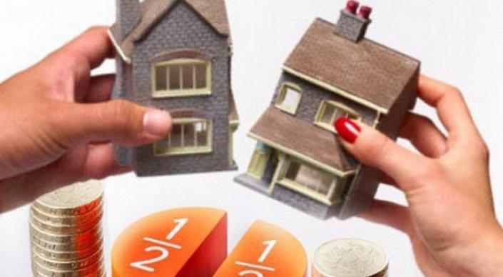 При долевом владении имуществом процедура отчуждения существенно усложняется