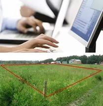 Обо всех ограничениях по определенному земельному участку можно узнать воспользовавшись интернетом, или обратившись в ЕГРП