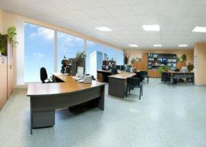 Предметом договора аренды могут быть помещения разного назначения или производственные территори