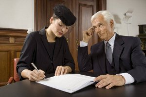 Процедура вступления в наследство усложняется фактом нахождения объектов наследования в разных местах или разных городах