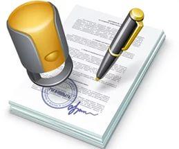 Срок действия договора может быть указан в договоре, если он не обозначен, то договор будет действительным на протяжении 5 лет