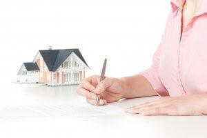 Сразу-же после написания договора следует составить акт приема-передачи объекта недвижимости