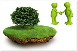 Право пользования землей