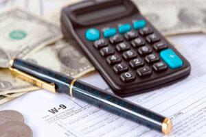 Порядок начисления налога