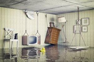 Доказательства о затоплении соседями квартиры