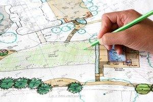 Как определяется площадь прилегающей территории к частному домовладению