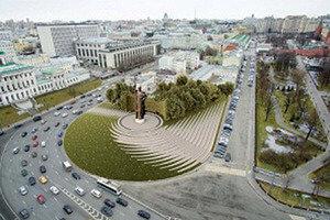 Застройка Москвы