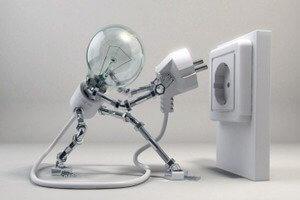 Расчет потребленной электрической энергии