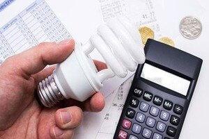 Формула расчета потребляемой электроэнергии