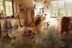 Оцениваем ущерб, причиненный потопом