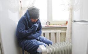 Во время отопительного сезона ваши батареи постоянно холодные