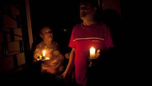 Решение проблемы с отключенным светом ночью