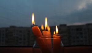 Правильные действия во время ночного отключения света