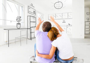Сделка по оформлению и покупки квартиры
