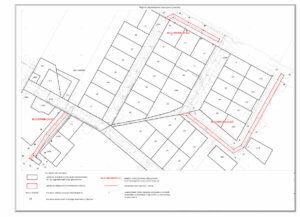 Чертеж и схема многоконтурного земельного участка