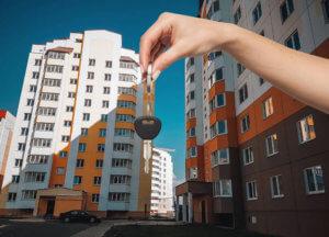 Осмотр будущего жилья с целью покупки