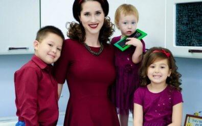 Материнский капитал за третьего ребенка