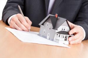 Наступление права собственности наступает в момент регистрации договора