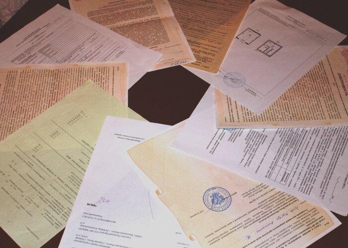 Все документы, необходимые для регистрации права собственности на подаренную недвижимость, следует собрать заранее