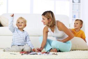 Согласие на выписку из жилплощади малолетних детей дают органы опеки