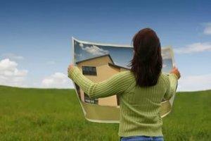 Закон допускает строительство дома с правом регистрации на сельхоз территории