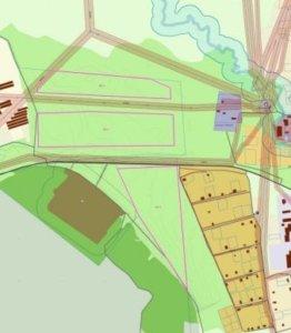 Проект межевания состоит из нескольких чертежей и аналитических документов