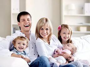 Наличие в семье маленьких детей поспособствует увеличению размера субсидии на приобретение жилья