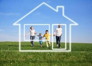 Участок для постройки дома и ведения сельхозработ выдается на основании заявления, поданного от имени молодой семьи