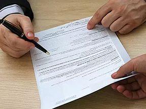 Каждую услугу, которую вы хотите получить от агентства следует зафиксировать в документе