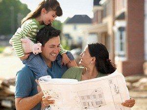 Программа помощи молодым семьям позволяет получить сертификат на определенную сумму, которая может быть израсходована на строительство или приобретение готового жилья