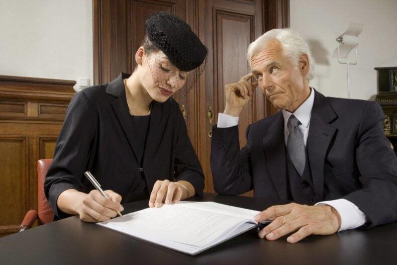 Вступление в наследство может произойти по завещанию и по закону, в том случае, если завещание отсутствует