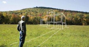 Чтобы стать полноправным владельцем дома на загородном участке потребуется оформить право собственности