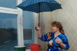 Советы жильцам дома, требующего капитального ремонта крыши