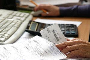 Аббревиатура в коммунальных платежках