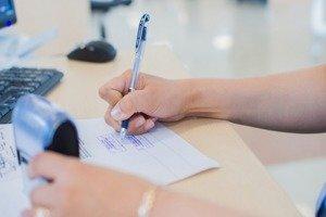 Процесс регистрации по месту проживания