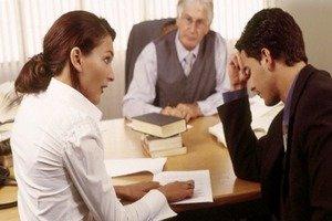 Составление иска о разделе совместно нажитого имущества