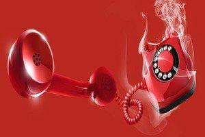"""Позвонить на """"горячую линию"""" ЖКХ"""