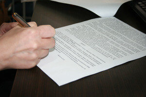 Составление договора аренды земли
