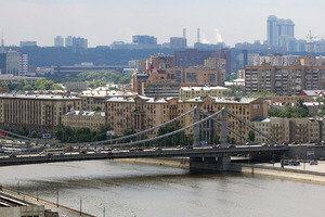 Экологически безопасные районы столицы