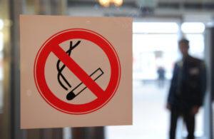 Штрафа курильщику за правонарушение
