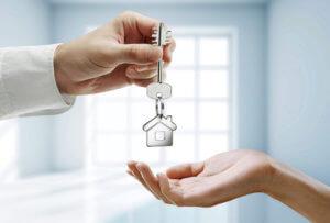 Прием помещения в минимальном варианте выполненных строительных работ