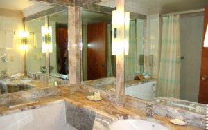 Ремонт по перепланировке ванной комнаты в новостройке