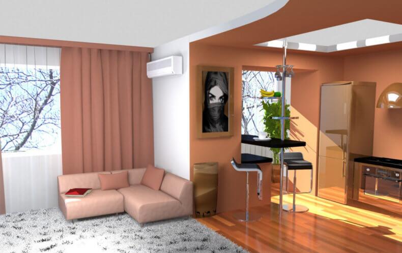 Основные классы жилых помещений