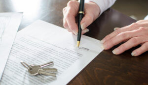 Письменное уведомление о расторжении договора