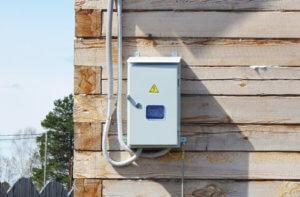 Процесс подключения электричества к даче